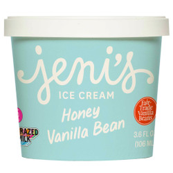 Honey Vanilla Bean Street Treats Case - Jeni's Splendid Ice Creams