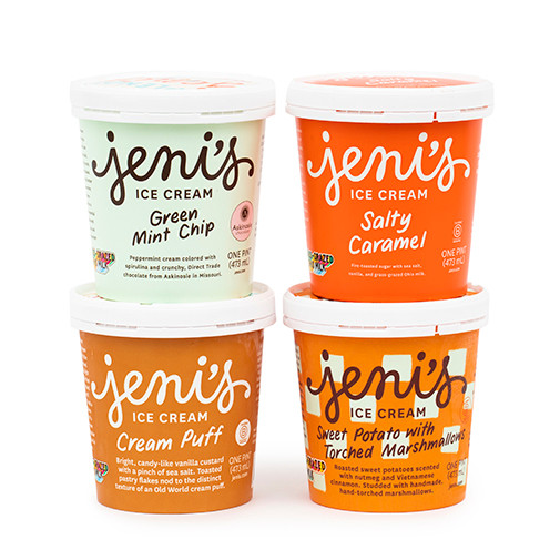 Merry Dairy Collection - Jeni's Splendid Ice Cream