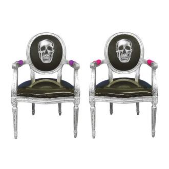 Skull Armchair