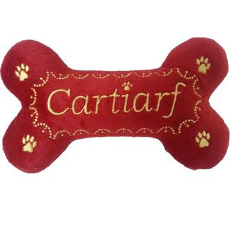 Cartiarf Bone Dog Toy