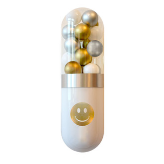 Better Living Thru Chemistry, Limited Edition Sculpture: Smile