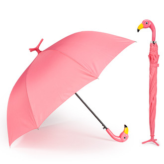 Umbrella, Flamingo