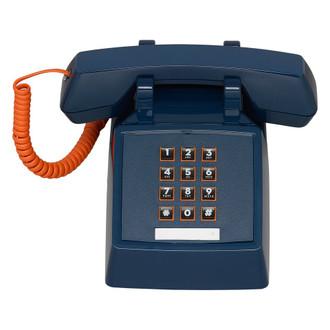 Retro 80's Phone, Navy