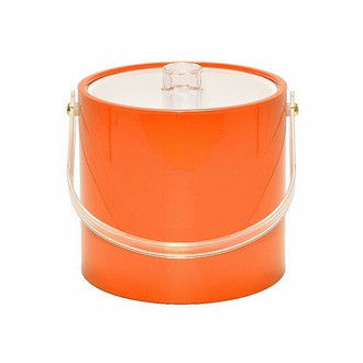 Ice Bucket, Orange