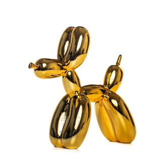 Balloon Dog, Gold