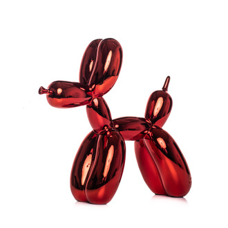 Balloon Dog, Red