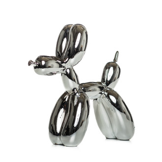 Balloon Dog, Silver