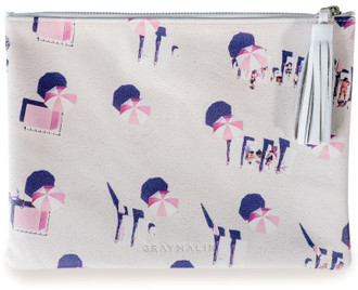 Pouch Pink Umbrellas