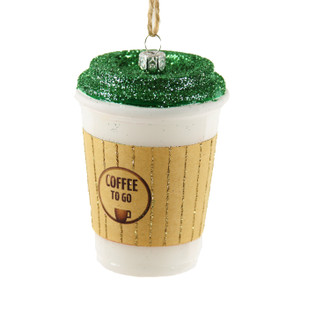 Holiday Ornament Coffee to Go