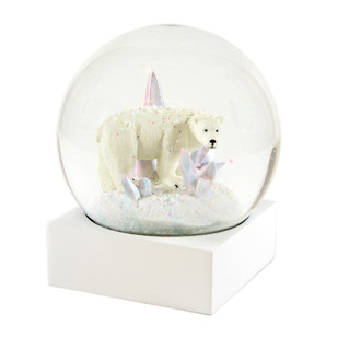 Snow Globe Polar Bear