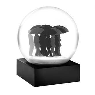 Snow Globe Umbrella Men