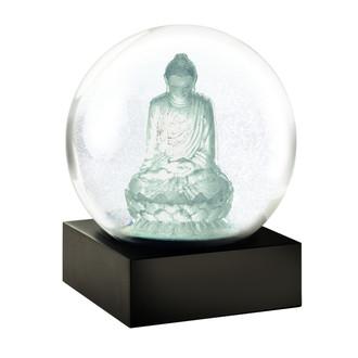 Snow Globe Buddha