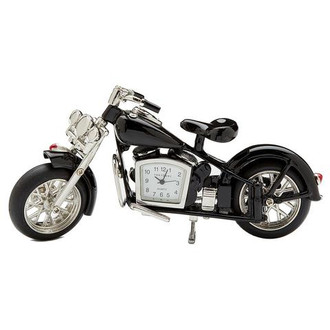Mini Motorcycle Clock