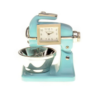 Mini Stand Mixer Clock