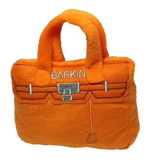 Barkin Bag Plush Dog Toy