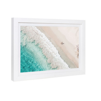 Mini Print Grand Saline Beach, St. Barths