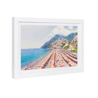 Mini Print Positano Vista