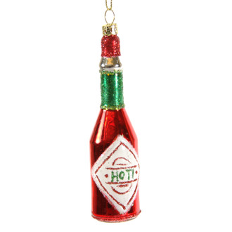 Holiday Ornament Hot Sauce