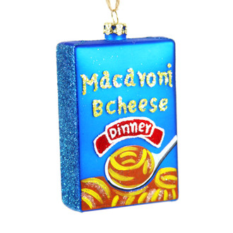 Holiday Ornament Mac and Cheese