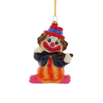 Holiday Ornament Retro Clown