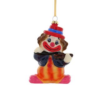 Holiday Ornament Retro Clown