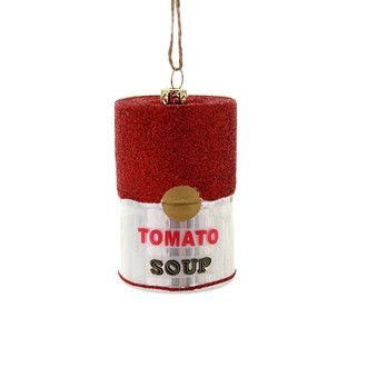 Holiday Ornament Soup Can