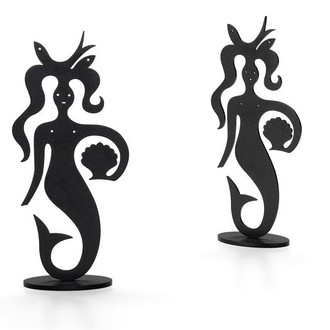 Alexander Girard Mermaid Silhouette