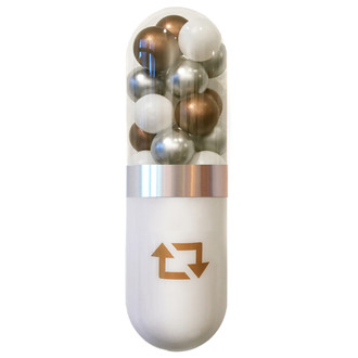 Better Living Thru Chemistry, Limited Edition Sculpture: Retweet