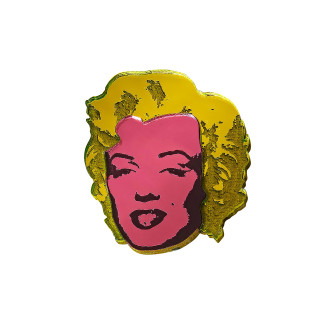 Pop Art Pin Marilyn