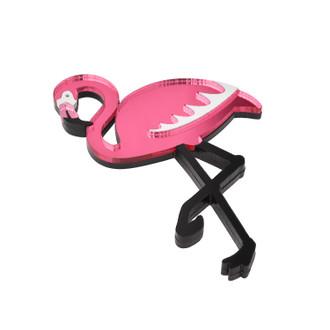 Pop Art Pin Flamingo