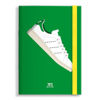 Notebook Sneaker