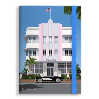 Notebook Miami Deco