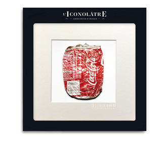 L'Iconolatre Photo Print Coke Can