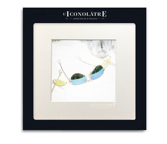 L'Iconolatre Photo Print Sunglasses