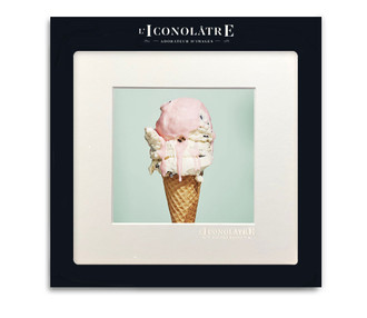 L'Iconolatre Photo Print Ice Cream Cone