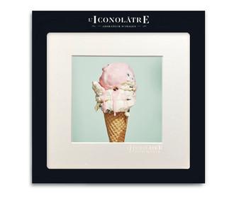 L'Iconolatre Photo Print Ice Cream Cone