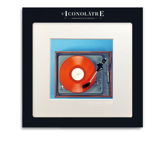 L'Iconolatre Photo Print Record Player