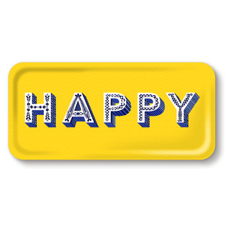 Tray Happy, Yellow