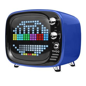 Tivoo Pixel Art Speaker, Blue