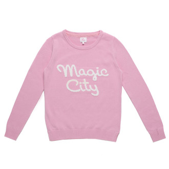 Sweater Magic City, Pink