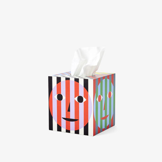 The Everybody Tissue Box Cover
