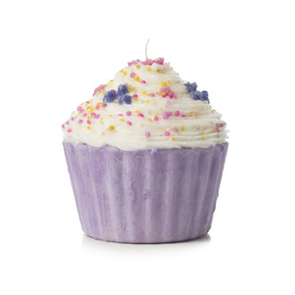 Candle Cupcake Giant,  Lilac