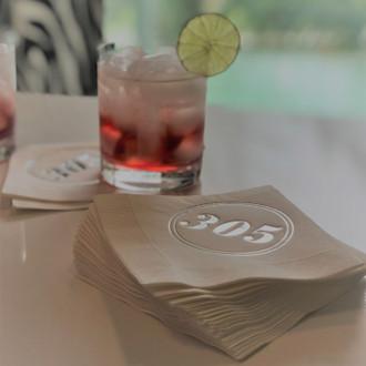 Paper Cocktail Napkins 305
