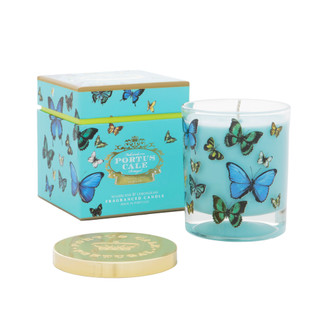 Candle Portus Cale, Butterflies