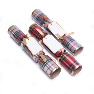 Holiday Crackers, Stewart Tartan