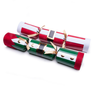 Holiday Crackers, Santa and Elf Costume