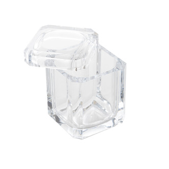Ice Bucket Beveled Acrylic