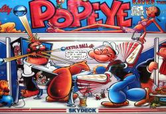 LED Replacement Display for Popeye Pinball Machine
