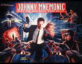 LED Replacement Display for Johnny Mnemonic Pinball Machine