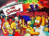 LED Replacement Display for The Simpsons Pinball Party Pinball Machine